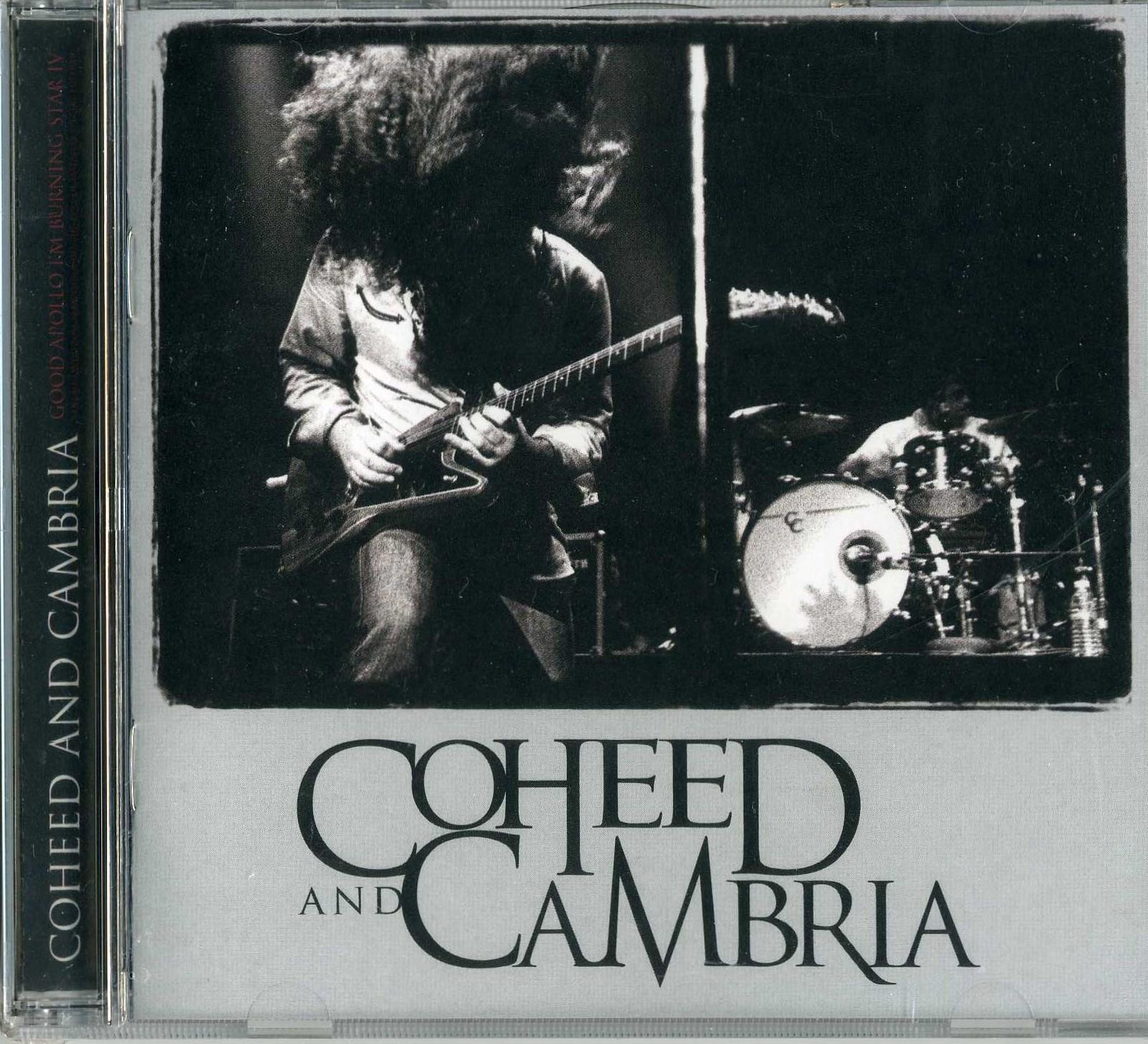 Coheed and Cambria Good Apollo Burning Star IV - DVD