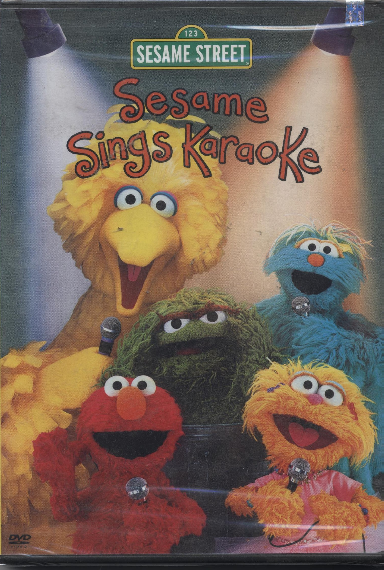 Where Can I Sell My Vhs Tapes >> sesame Street -Sesame Sings Karaoke